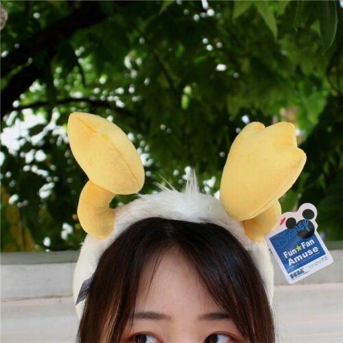 Disney Mickey Mouse Donald Duck Feet Ears Headband Costume Halloween