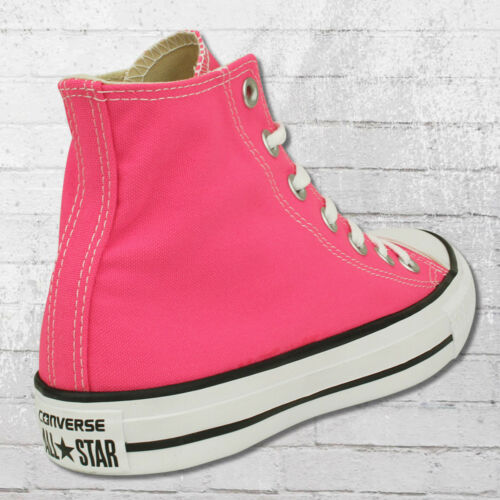 Chaussures Pink Converse Neon 157612 Unisexe C Ct Femmes Chucks High Hommes SqqY478w