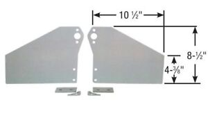 Competition Engineering C4007 Aluminum Front Motor Plate