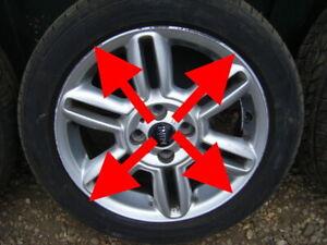 GOODYEAR-BMW-Mini-Runflat-Pneus-Set-de-4-Excellent-Pneu-6-5mm-195-55-16
