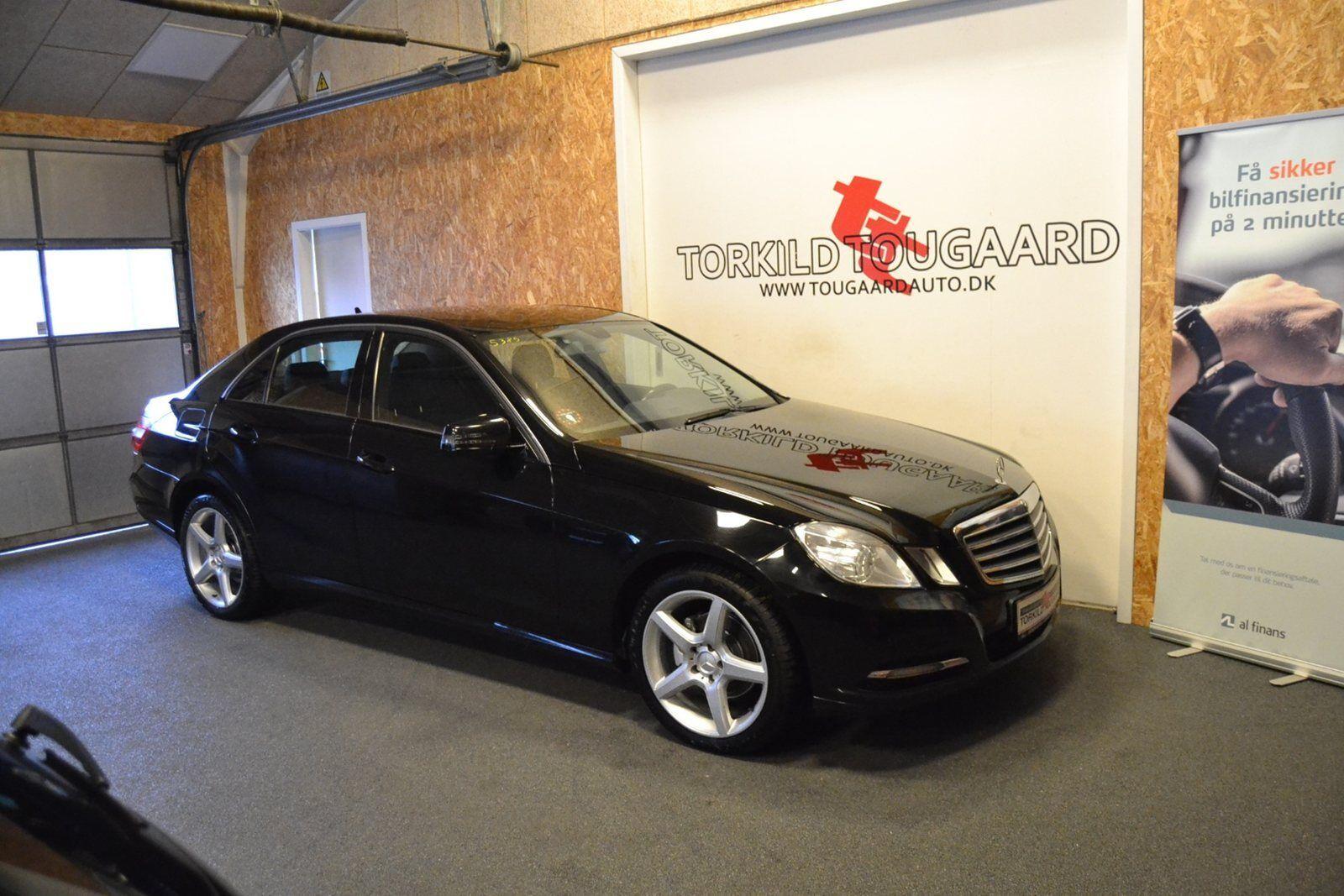 Mercedes E220 2,2 CDi aut. BE 4d - 179.800 kr.