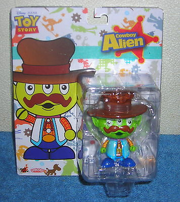 """HOT TOYS COSBABY DISNEY TOY STORY COWBOY ALIEN 3"""" ACTION FIGURE TOY"""