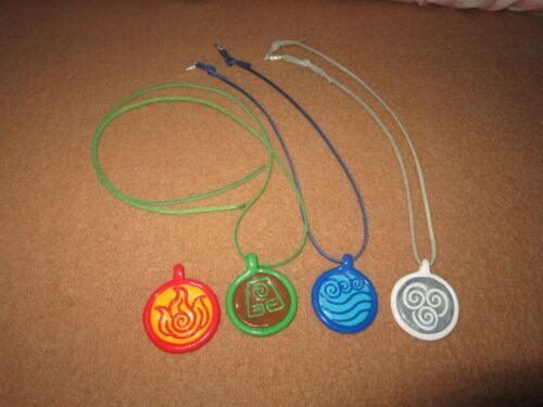 Avatar The Last Airbender Legend of Korra Necklace Charm Pendant Medallion