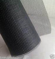 York Wire 24 X 10' Black Mesh For Window And Door Screens ((read))