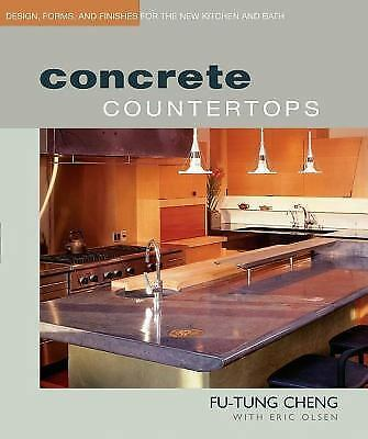Concrete Countertops