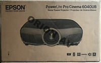Epson Pro Cinema 6040ub 3lcd Projector 4k Enhancement, Hdr & Isf Bundle Item