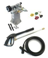 2600 Psi Power Pressure Washer Water Pump & Spray Kit Simoniz 039-8699