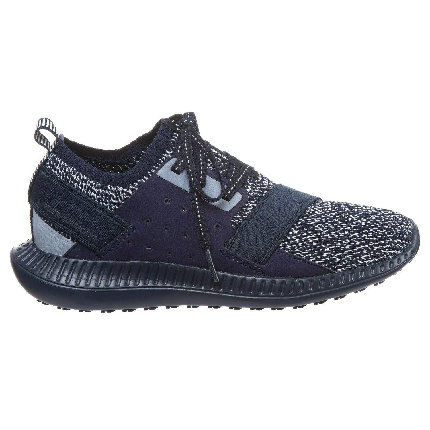 new concept bfb95 5debd Under Armour Threadborne Shift SNEAKERS Shoes Youth Boys Navy Size 4.5y