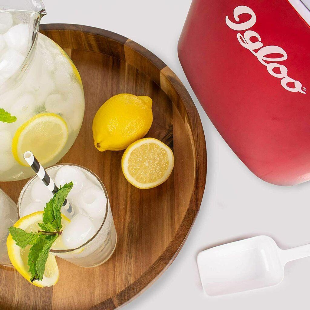 Igloo Portable 26 lbs. Electric Countertop Ice Maker | Ebay
