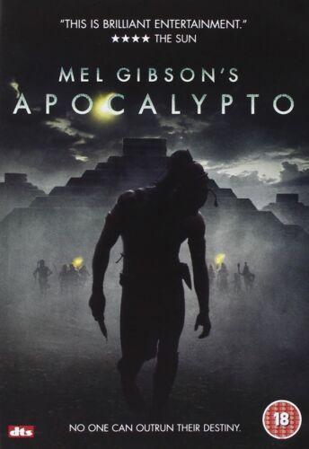 1 of 1 - Apocalypto (DVD, 2007) Mel Gibson