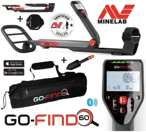 Minelab GO-FIND 60 Metalldetektor