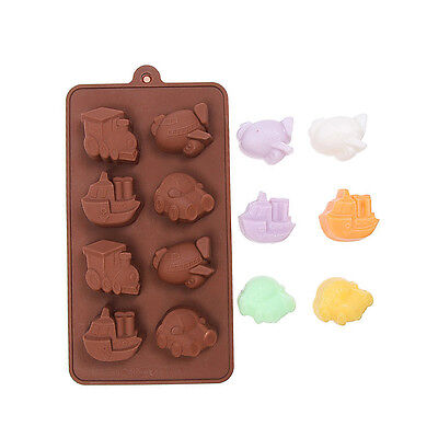 Classical Silicone Chocolate Decorating Mould Candy Cookie Cake Baking Mold Tool