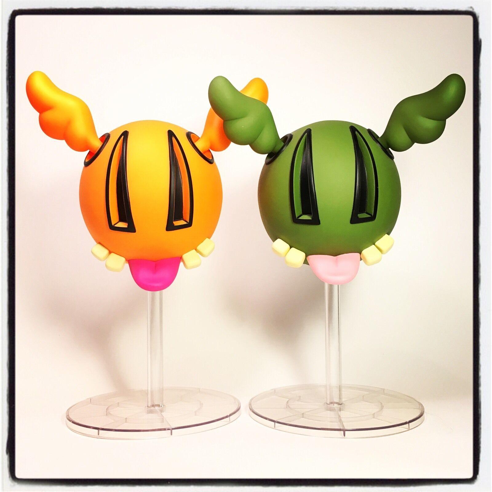 DFace Figure Art Toy (not Threea Coarsetoys)