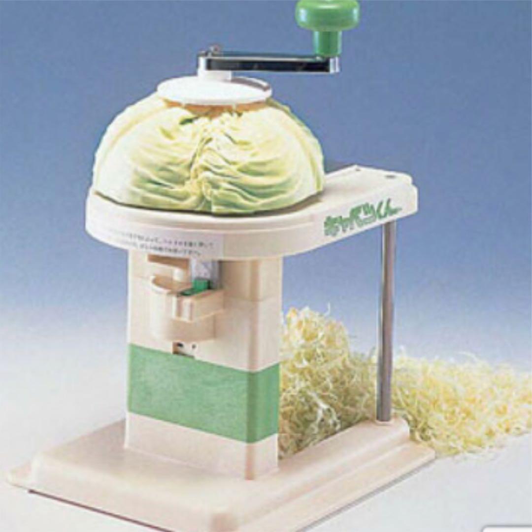 Kyabekku CKY08 Cabbage Hand Cutter Vegetable Turning Slicer Flatware used