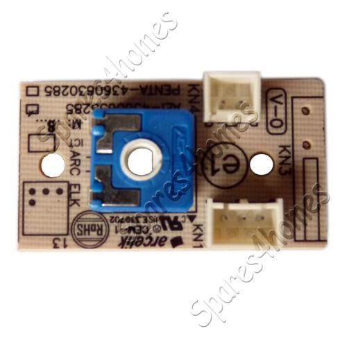 GENUINE BEKO FRIDGE /& FREEZER ELECTRONIC PCB BOARD THERMOSTAT PART 4360630285