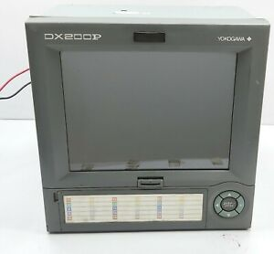 Yokogawa Dx2030-3-2 DAQSTATION Chart Recorder S5FC07706