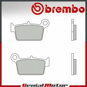 125 2006 EBE BREMBO 1 COPPIA PASTIGLIE FRENO POST CARBON CERAMICO BETA M4