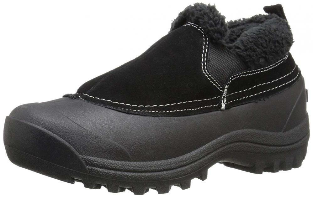 Northside Womens Kayla Slip on Insulated Short Ankle Winter Snow Boot shoes