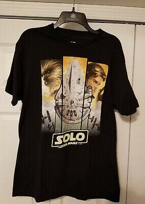 Official Han Solo Movie Millennium Falcon Star Wars T-Shirt