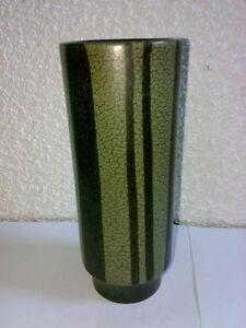 Vase-STREHLA-1138-2-GDR-DDR-Import-Abstrakt-H-15-4-cm-East-Germany-EGP