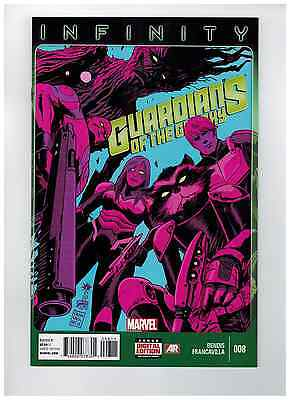 GUARDIANS OF THE GALAXY #8  1st Printing - INFINITY         / 2013 Marvel Comics