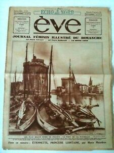 EVE-du-27-09-1931-Le-port-de-la-Rochelle