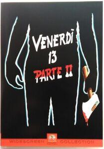DVD-Viernes-13-Parte-2-II-L-039-Asesino-Ti-Sentado-al-lado-de-la-1981-Usado