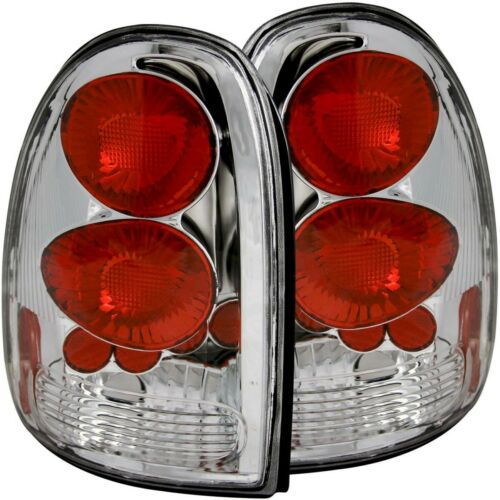 211037 Anzo Set of 2 Tail Lights Lamps Driver /& Passenger Side New LH RH Pair