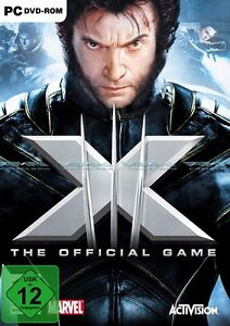 X-Men-The-official-Game-fuer-Pc-Neu-Ovp