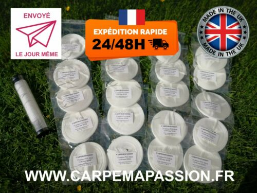 Pack Recharge 500m PVA Mesh 32//38mm Kit tube//Poussoir 8m