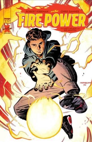 Fire Power #1 Image Comics w//Bag /& Board 2020
