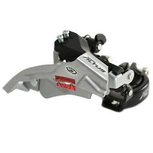 Shimano Altus FD-M370 9//27 Speed MTB Bike Front Derailleur Top Swing Dual Pull