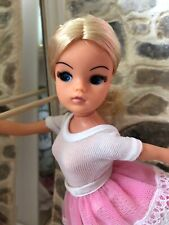 Vintage sindy Doll Ballerina Active