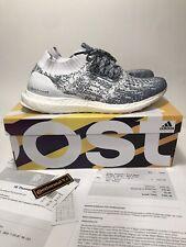 4004f614e Adidas Ultra Boost Uncaged Non Dyed White Oreo US Size 9 Mens Yeezy Lightly  Used
