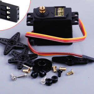 High-Speed-mg995-Metal-Gear-Torque-Digital-Servo-13-kg-for-1-10-1-8-RC-Voiture-Camion