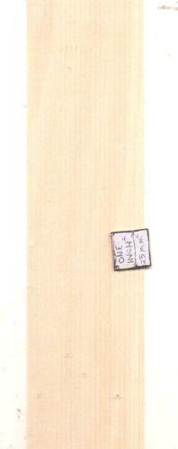 "Clapboard Siding 1//8/"" MW4450 1ps.basswood 1//48 O scale"