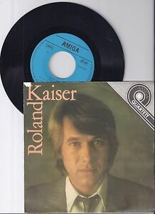 Roland-Kaiser-Quartett-AMIGA-VG-VG-7-034-Single-0927-6