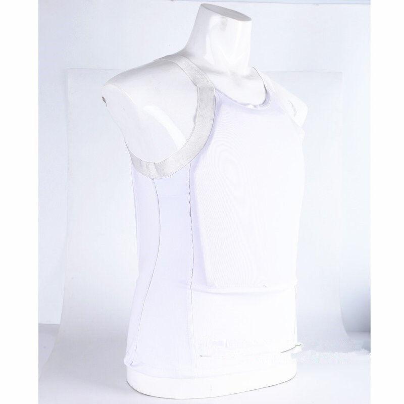 Ultra Thin Ballistic Body Armor T-shirt  Vests Cogreen made with Kevlar NIJ IIIA  store online