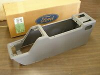 Ford 1993 1994 Ranger Truck Pickup Console Base Grey F3tz-98045a36-c