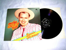 LP - Jimmie Skinner Another Saturday Night - Bear Family 1988 # cleaned