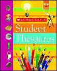 Scholastic Student Thesaurus by John Bollard (Hardback, 2007)