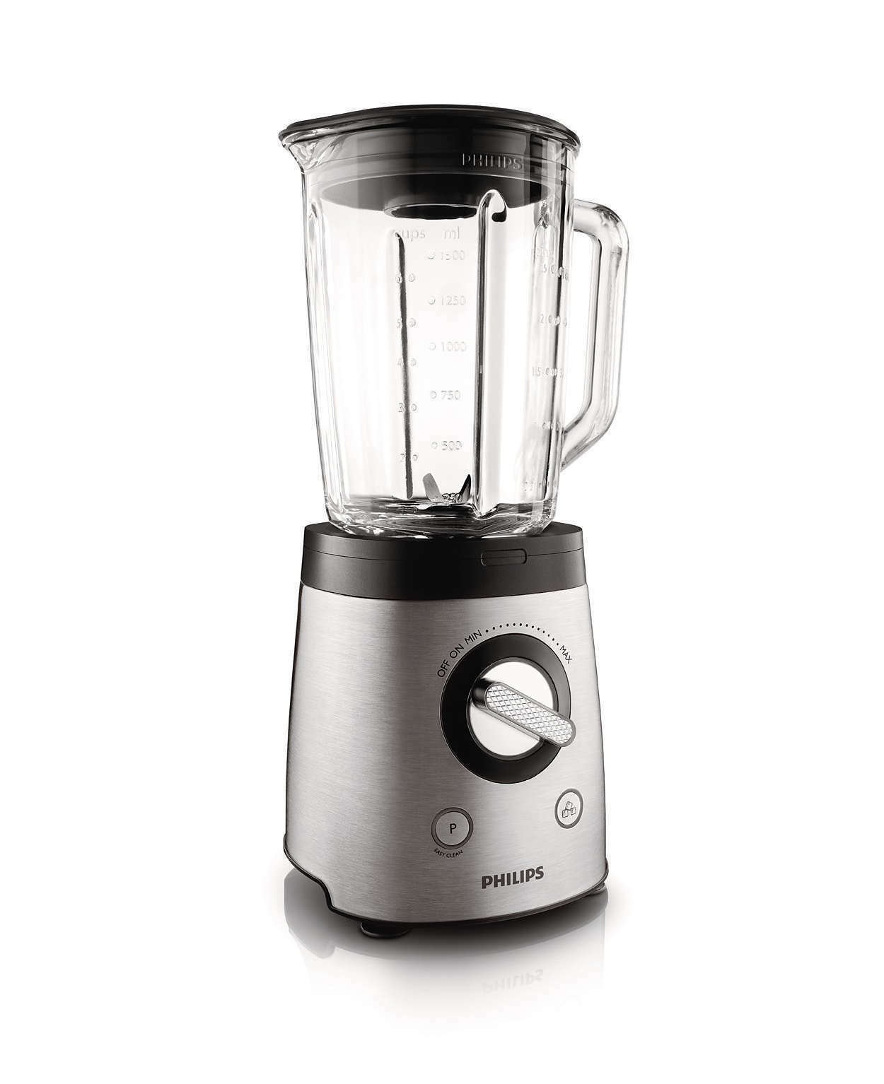 Philips Avance Collection Blender HR2093 00 800 W 2 L Mixeur centrifugeuse Maker Chopper