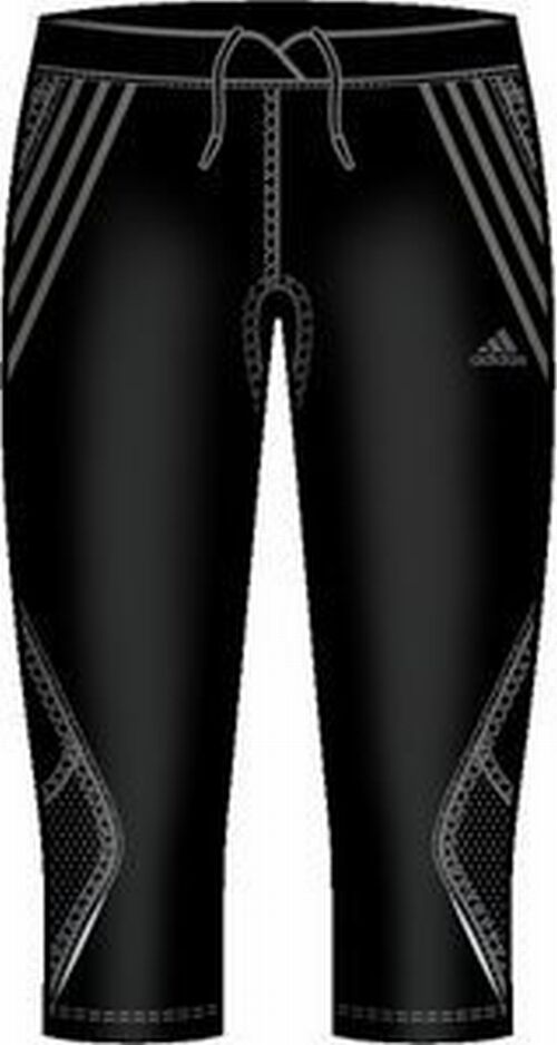 Adidas Snova 34 Stretto W P45029 Donna Pantaloni da Corsa correreninghose