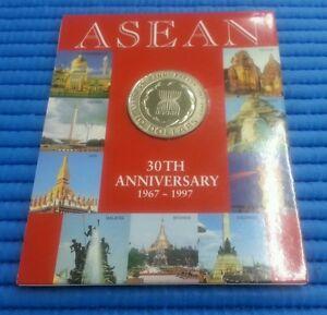 1997-Singapore-30th-Anniversary-of-Asean-Commemorative-10-Cupro-Nickel-Coin