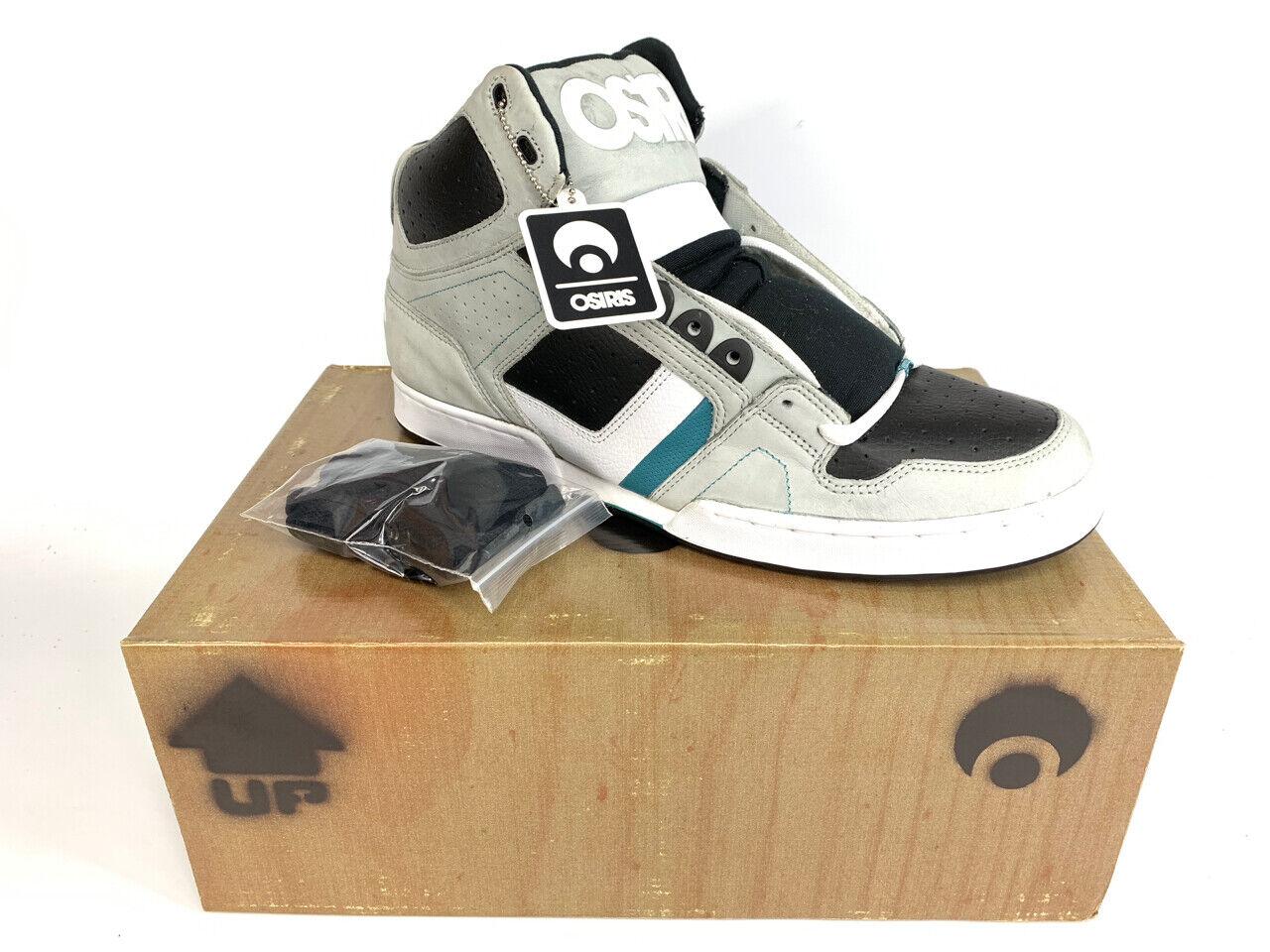 NEW IN BOX OSIRIS BRONX 1130354 Skateboard Skate Shoe NOS New Old Stock