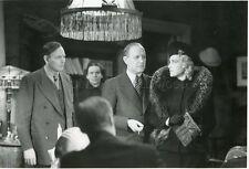 KARIN EKELUND ETT BROTT 1940 VINTAGE PHOTO ORIGINAL