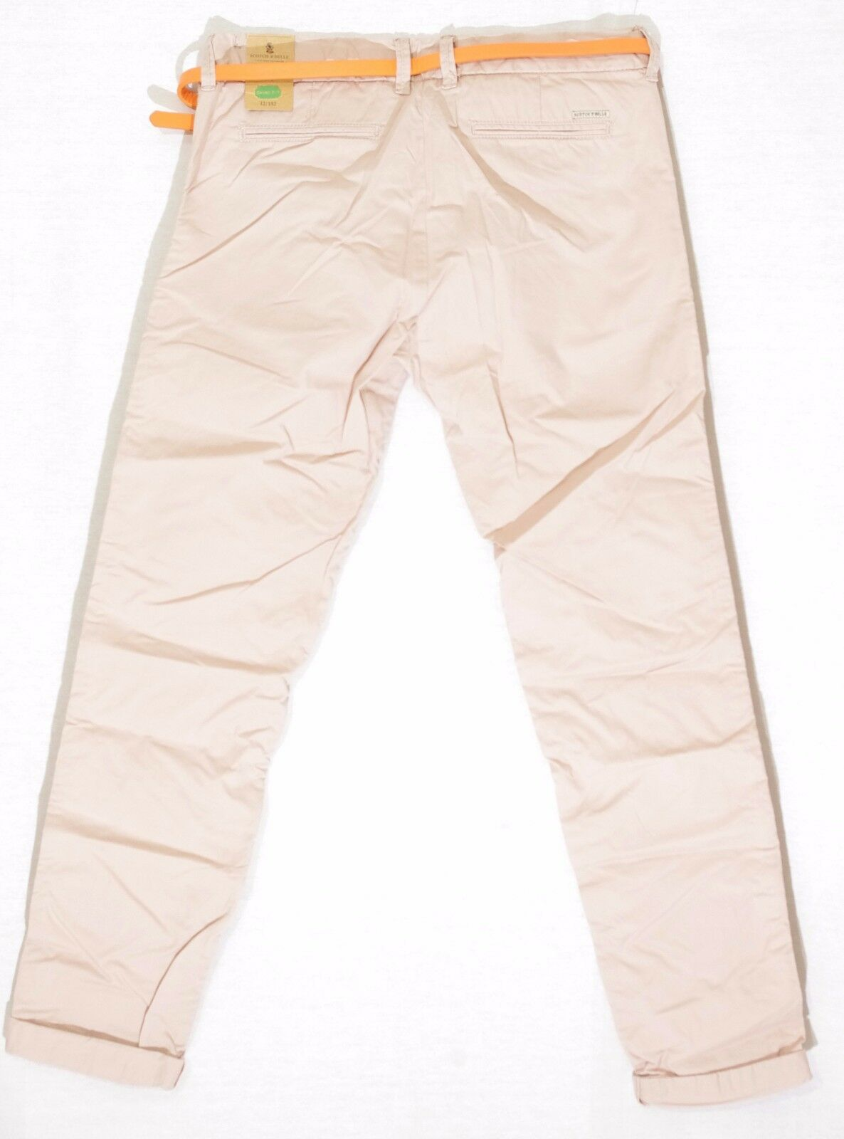96d8a658cdcb4 Pantalon Chino Junior fille SCOTCH   SODA R BELLE Rose Poudré taille 12 Ans