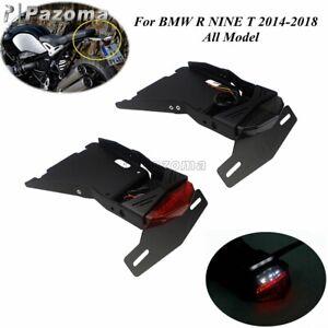 Motorcycle Tail Mount License Plate Bracket Fender Eliminator For BMW R NINE T