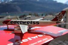 Edelweiss A340-300 (HB-JMG), new livery, 1:200 Phoenix