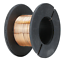 DCC Concepts DCW-ECW10-1 x 30m Roll Fine Enamelled Copper Wire 0.10 1st Post